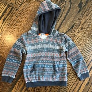 Splendid hooded sweatshirt